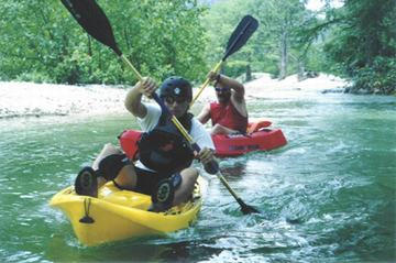 Hill Country Adventures - Birding,  Kayaking